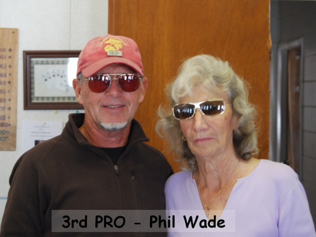 PRO 3rd Phil Wade