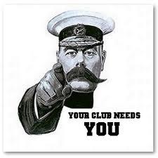 Club needs you
