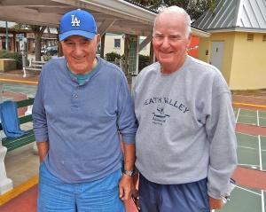 Bob (Mouse) and Bob, Amateur Winners
