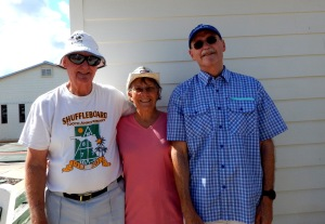 The Amateurs, Bob Tager, Bonnie Radke and Randy Radke