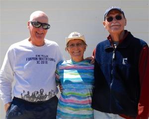 Amateur Winners: Bob, Bonnie and Randy