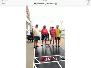 Allen, Joan, Barb and John