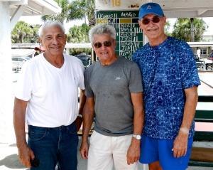 Tom Rimmer, Jerry Jabaut and Randy Radke