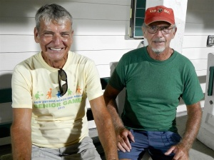 Dennis Buelk and Phil Wade
