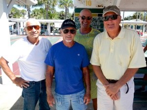 TomRimmer, Phil Wade, Zak Wonson and Darrel Harman