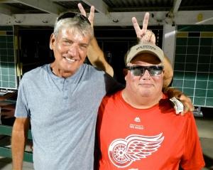 Dennis Buelk and Joe Shebester