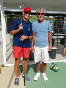 Randy Radke and Dennis Buelk