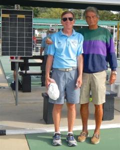 Jeff Luneau and Stan Williamson