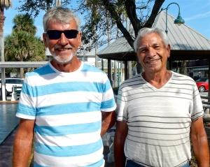 Dennis Buelk and Tom Rimmer