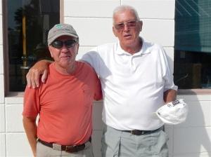 John Fortini and Rich Kordeleski