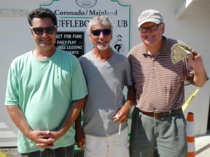 Rex, Dennis and Darrel