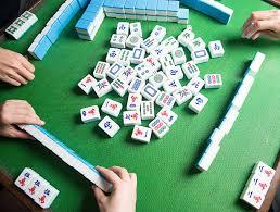 Note All Mahjong Players The Coronado Mainland Shuffler
