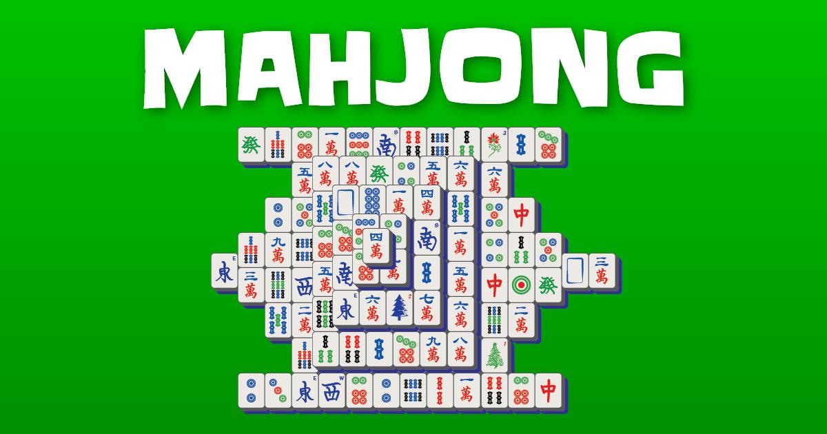 Mah Jongg Online